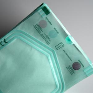3 INDICATORS FLAT POUCHES FOR STEAM, GAS AND FORMALDEHYDE STERILIZATION